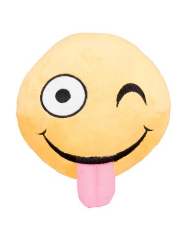 Smiley Piscar De Olho Em Pelucia C/ Som - Ø 14 Cm Trixie Brinquedos para Cães