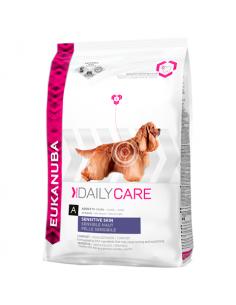 Eukanuba Sensitive Skin   Cuidados Especiais para Cães   Eukanuba