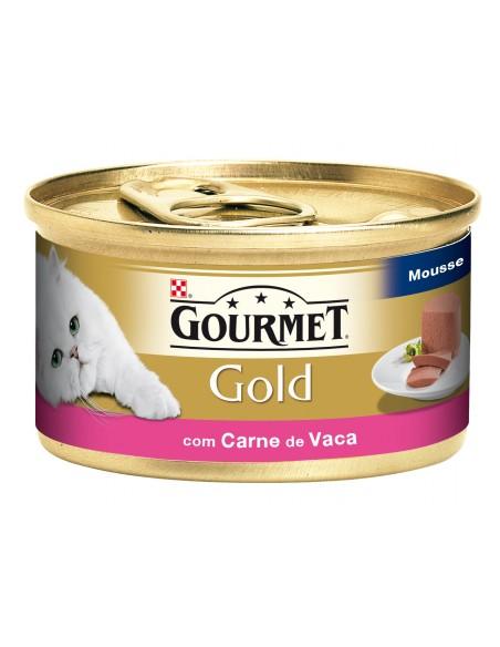 Gourmet Gold Mousse Lata 85gr