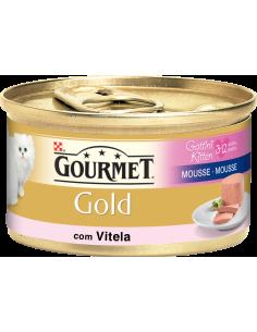 Gourmet Gold Gatinhos Gourmet Alimentação Húmida para Gatos