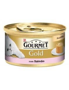 Gourmet Gold Souflé Gourmet Alimentação Húmida para Gatos