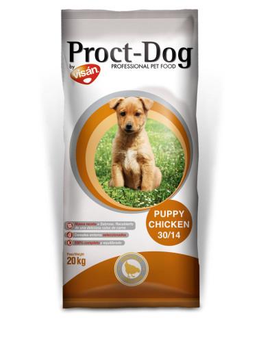 Proct Dog Puppy Proctdog Alimentação Seca para Cães