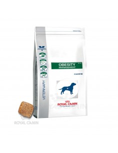 Royal Canin Diet Obesity Management DP34 Royal Canin Dietas Veterinárias para cães
