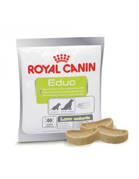 Royal Canin Educ, Biscoito seco cão