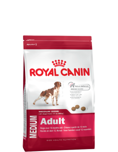 Royal Canin Medium Adult 15kg, Alimento Seco Cão Royal Canin Cães