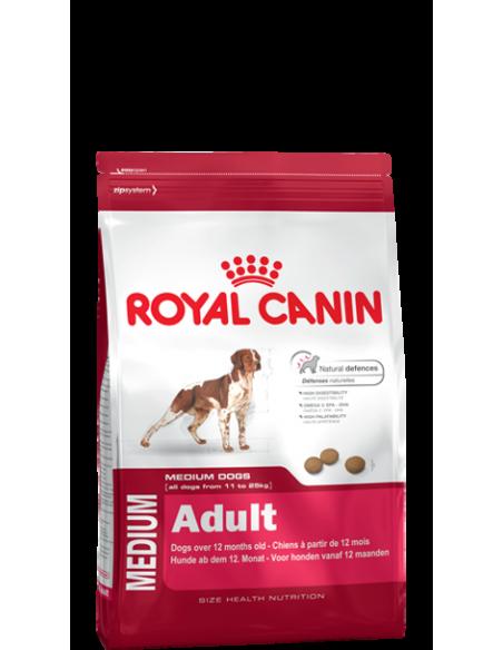 Royal Canin Medium Adult , Alimento Seco Cão